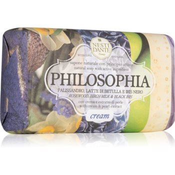Nesti Dante Philosophia Cream with Cream & Pearl Extract săpun natural imagine 2021 notino.ro