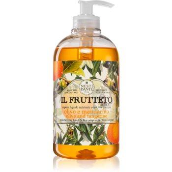 Nesti Dante Il Frutteto Olive and Tangerine Săpun lichid pentru mâini imagine 2021 notino.ro