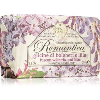 Nesti Dante Romantica Tuscan Wisteria & Lilac săpun natural imagine 2021 notino.ro