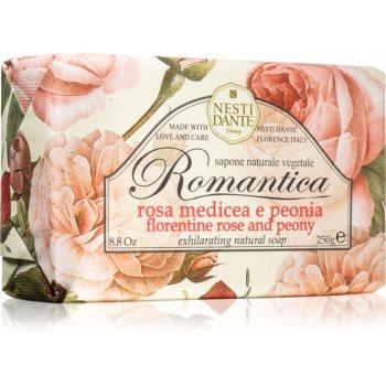 Nesti Dante Romantica Florentine Rose and Peony săpun natural imagine 2021 notino.ro