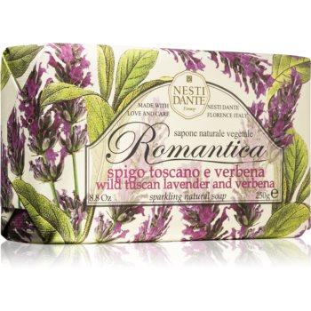 Nesti Dante Romantica Wild Tuscan Lavender and Verbena săpun natural imagine 2021 notino.ro