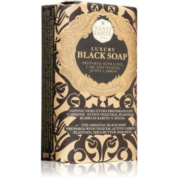 Nesti Dante Luxury Black Soap săpun negru imagine 2021 notino.ro