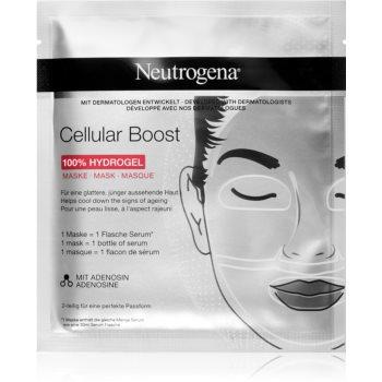 Neutrogena Cellular Boost mască intensă cu hidrogel cu efect de netezire imagine 2021 notino.ro