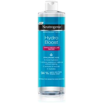 Neutrogena Hydro Boost® Face apă micelară 3 în 1 cu efect de hidratare imagine 2021 notino.ro