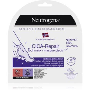 Neutrogena Norwegian Formula® CICA Repair masca hidratanta pentru picioare imagine 2021 notino.ro