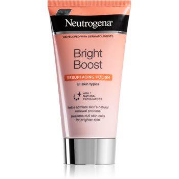 Neutrogena Bright Boost exfoliant iluminator imagine 2021 notino.ro