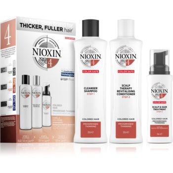 Nioxin System 4 Color Safe set cadou pentru păr vopsit imagine 2021 notino.ro