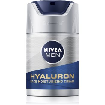 Nivea Men Hyaluron cremă hidratantă antirid imagine 2021 notino.ro