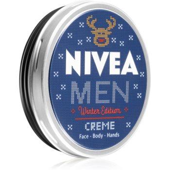 Nivea Men Winter Collection crema universala pentru fata, maini si corp imagine 2021 notino.ro