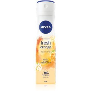 Nivea Fresh Blends Fresh Orange spray anti-perspirant cu o eficienta de 48 h imagine 2021 notino.ro