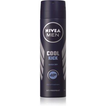Nivea Men Cool Kick spray anti-perspirant imagine 2021 notino.ro