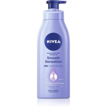 Nivea Smooth Sensation loțiune de corp hidratantă pentru piele uscata notino.ro