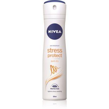 Nivea Stress Protect spray anti-perspirant imagine 2021 notino.ro