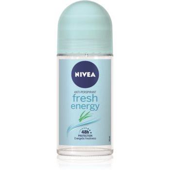 Nivea Energy Fresh antiperspirant roll-on imagine 2021 notino.ro