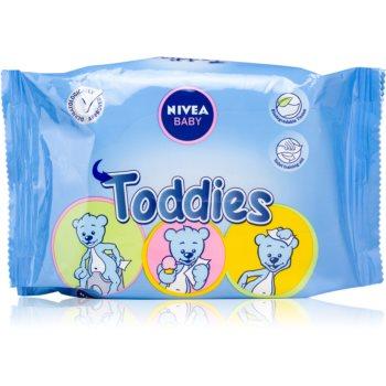 Nivea Baby Toddies servetele pentru curatare pentru copii imagine 2021 notino.ro