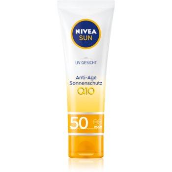 Nivea Sun crema contur pentru bronzat SPF 50 imagine 2021 notino.ro