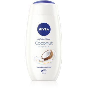 Nivea Care & Coconut gel cremos pentru dus imagine 2021 notino.ro