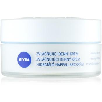 Nivea Essentials crema hidratanta de zi pentru piele normală și mixtă imagine 2021 notino.ro