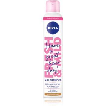 Nivea Fresh Revive șampon uscat înviorător pentru volum imagine 2021 notino.ro