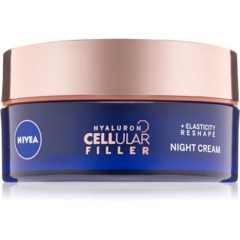 Nivea Hyaluron Cellular Filler crema remodelatoare de noapte imagine 2021 notino.ro