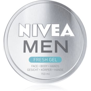 Nivea Men gel revigorant pentru fata, maini si corp imagine 2021 notino.ro