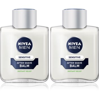 Nivea Men Sensitive balsam calmant dupa barbierit imagine 2021 notino.ro