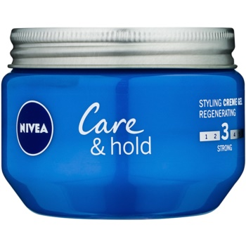 Nivea Care & Hold crema gel pentru păr imagine 2021 notino.ro