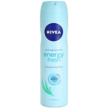 Nivea Energy Fresh deodorant spray imagine 2021 notino.ro