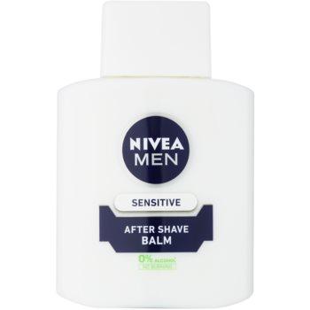 Nivea Men Sensitive balsam după bărbierit imagine 2021 notino.ro