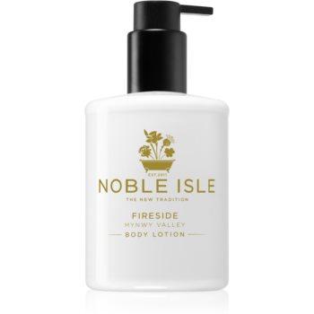 Noble Isle Fireside lotiune pentru ingrijirea corporala imagine 2021 notino.ro