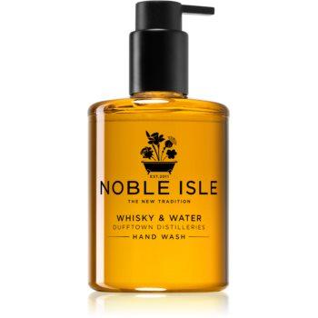 Noble Isle Whisky & Water Săpun lichid pentru mâini imagine 2021 notino.ro