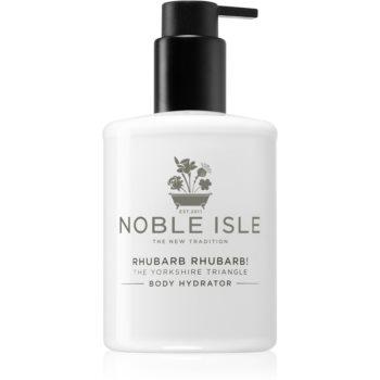 Noble Isle Rhubarb Rhubarb! gel hidratant pentru corp imagine 2021 notino.ro