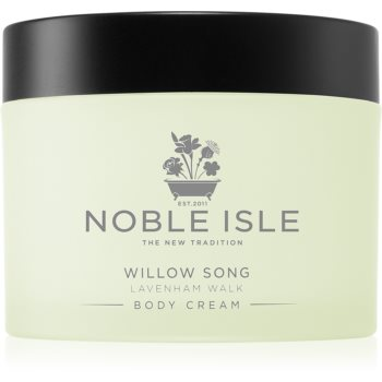 Noble Isle Willow Song crema de corp unt de shea imagine 2021 notino.ro