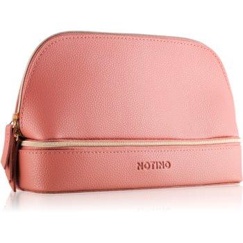 Notino Glamour Collection Double Make-up Bag geantă de cosmetice cu două compartimente notino.ro