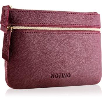 Notino Glamour Collection Flat Double Pouch geantă de cosmetice cu două compartimente imagine 2021 notino.ro