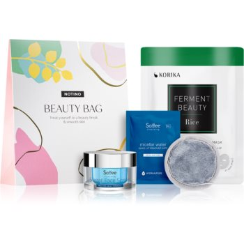 Notino Beauty Bag set de cosmetice pentru ten neted imagine 2021 notino.ro
