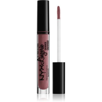 NYX Professional Makeup Lip Lingerie Shimmer Luciu de Buze sclipitor notino.ro
