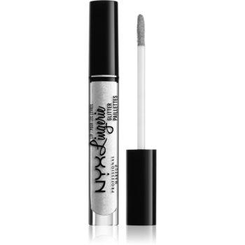 NYX Professional Makeup Lip Lingerie Glitter luciu de buze cu sclipici imagine 2021 notino.ro