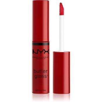 NYX Professional Makeup Butter Gloss lip gloss imagine 2021 notino.ro