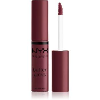 NYX Professional Makeup Butter Gloss lip gloss notino.ro