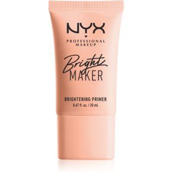 NYX Professional Makeup Bright Maker baza de machiaj iluminatoare imagine 2021 notino.ro