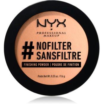 NYX Professional Makeup #Nofilter pudra notino.ro