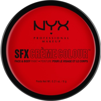NYX Professional Makeup SFX Creme Colour™ make up pentru fata si corp imagine 2021 notino.ro
