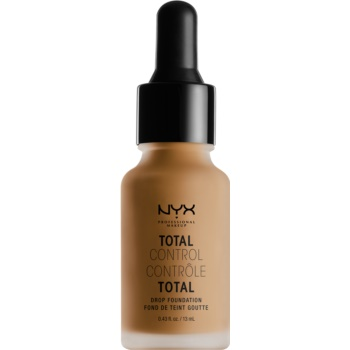 NYX Professional Makeup Total Control Drop Foundation make up imagine 2021 notino.ro