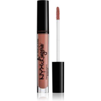 NYX Professional Makeup Lip Lingerie ruj de buze lichid, cu finisaj matifiant image0