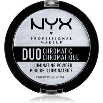 NYX Professional Makeup Duo Chromatic iluminator imagine 2021 notino.ro