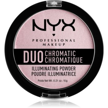 NYX Professional Makeup Duo Chromatic iluminator notino.ro