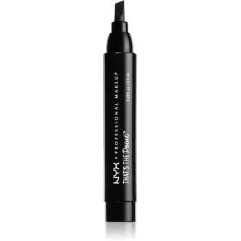 NYX Professional Makeup That's The Point eyeliner imagine 2021 notino.ro