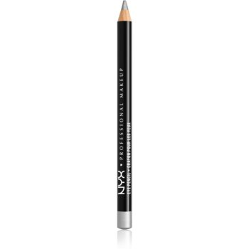 NYX Professional Makeup Eye and Eyebrow Pencil creion de ochi cu trasare precisă notino.ro