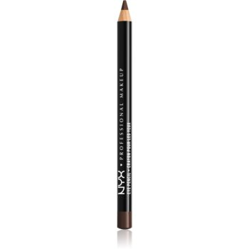 NYX Professional Makeup Eye and Eyebrow Pencil creion de ochi cu trasare precisă imagine 2021 notino.ro